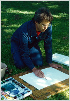 painting-on-the-grass